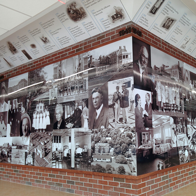 Southampton Hospital Centennial