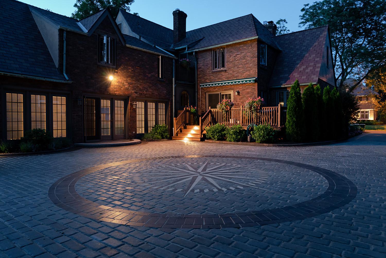 Porch Step Lighting