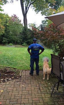 Friendly Service Technician