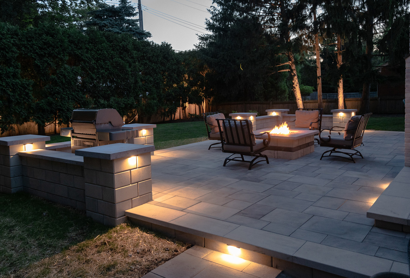 Award Winning Patio Lights