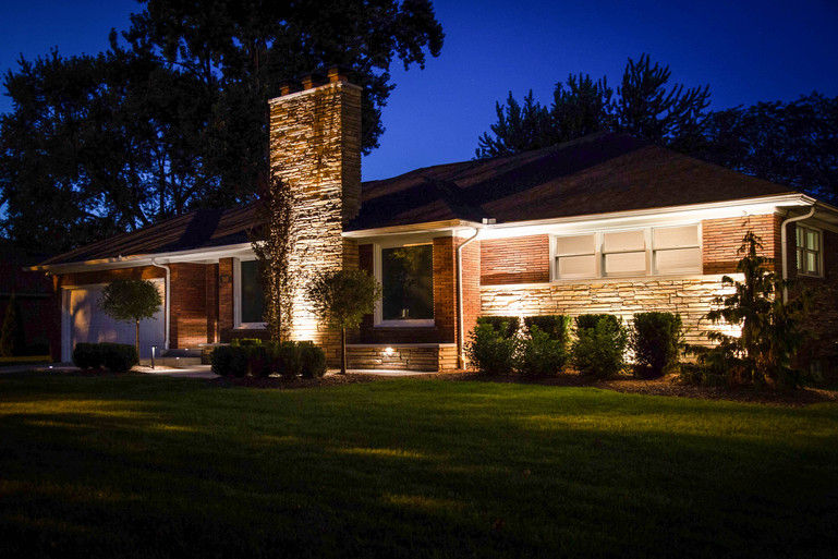 Award Winning Landscape Lighting