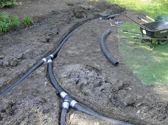Drainage Lines