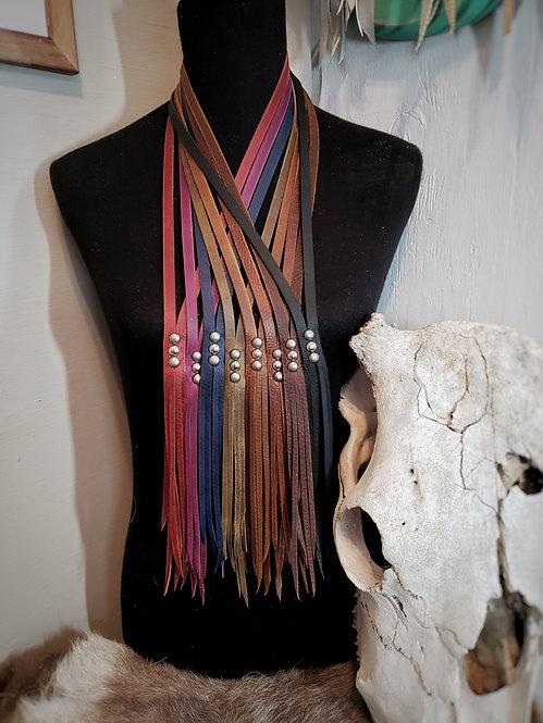 Simple Tassel Necklace