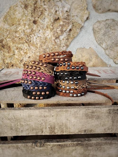 Twisted Wrap Bracelet