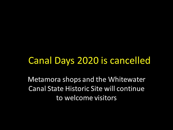 Canal Days 2020 is cancelled.png