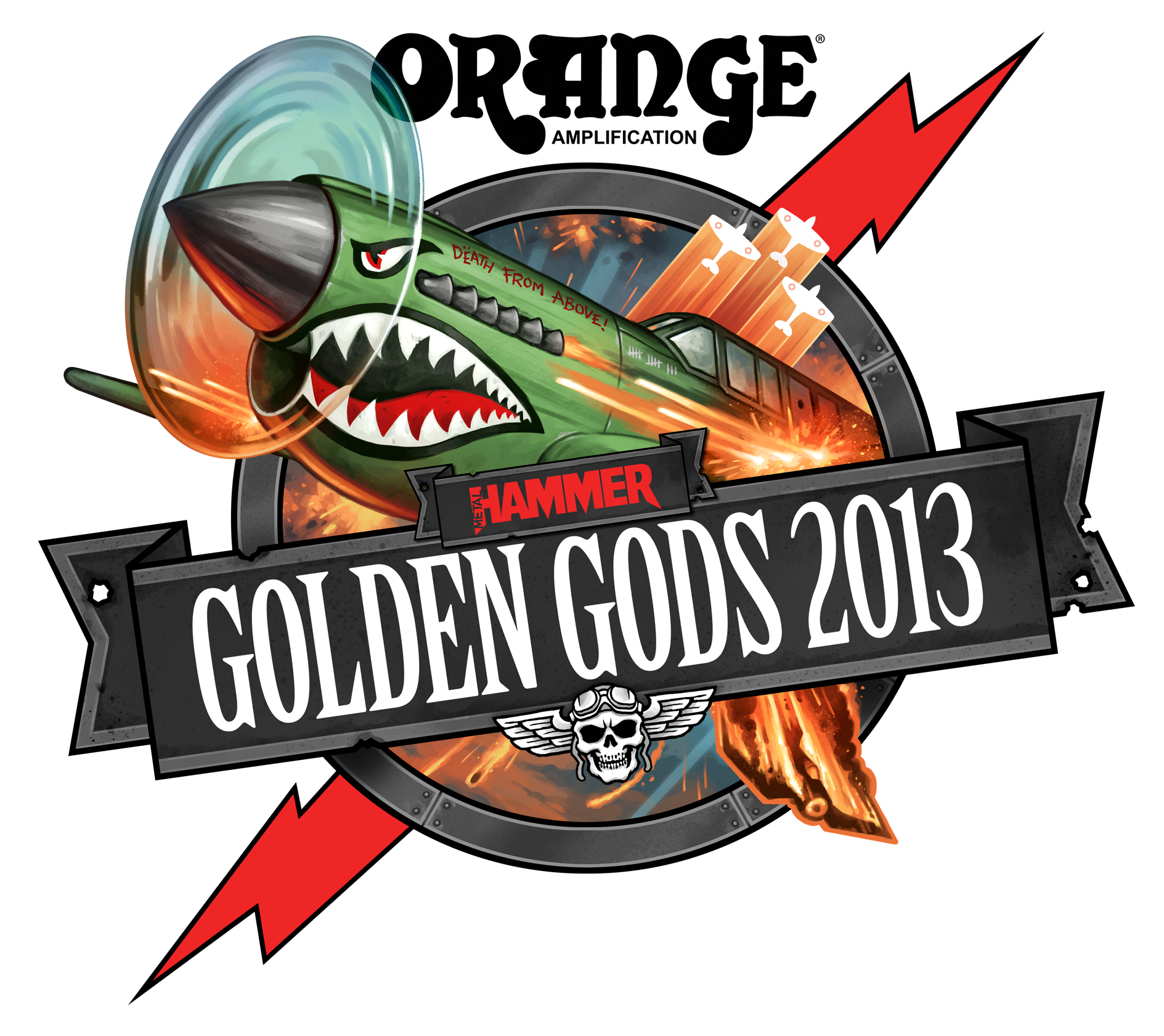 Metal Hammer Golden Gods 2013