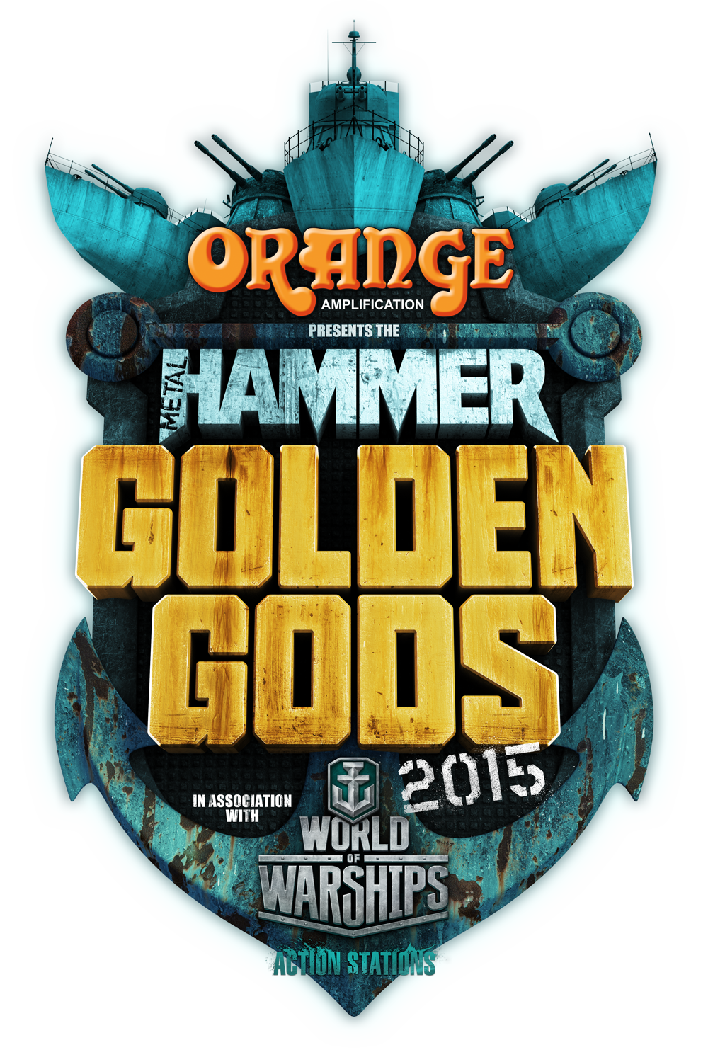 Metal Hammer Golden Gods 2015