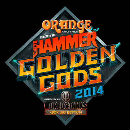 Metal Hammer Golden Gods 2014