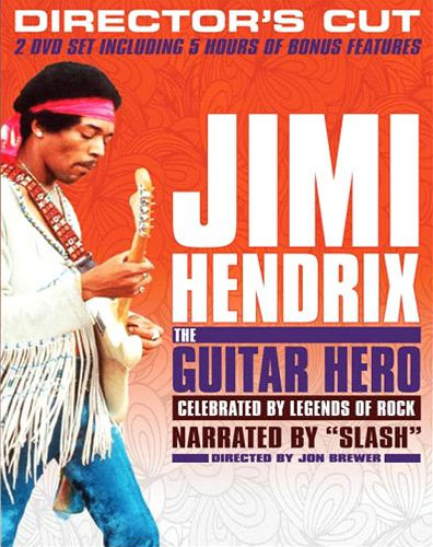 Jimi-Hendrix - The Guitar Hero