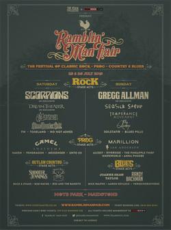Ramblin' Man Fair 2015