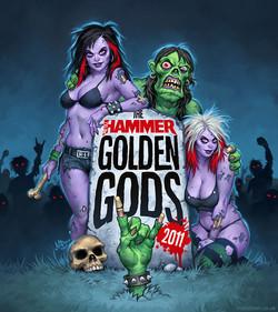 Metal Hammer Golden Gods 2011