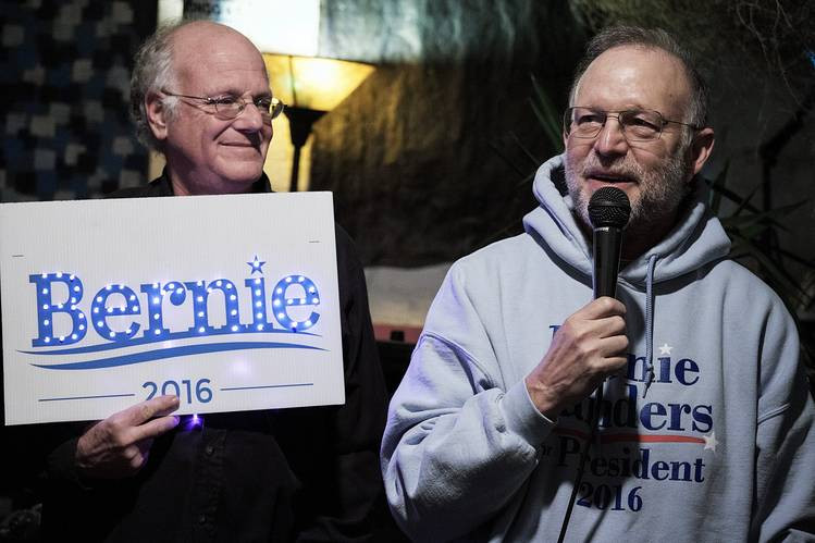Ben and Jerry, Bernie's Yearning