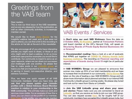 VAB News - 23/09/20