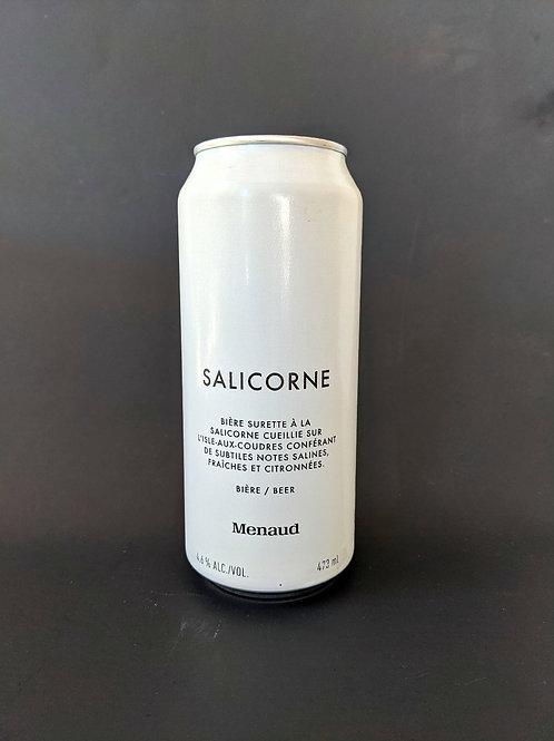 Salicorne, Menaud