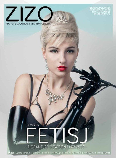Zizo Magazine 133
