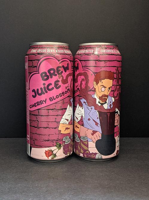 Brew Juice Cherry Blossom, Brewskey
