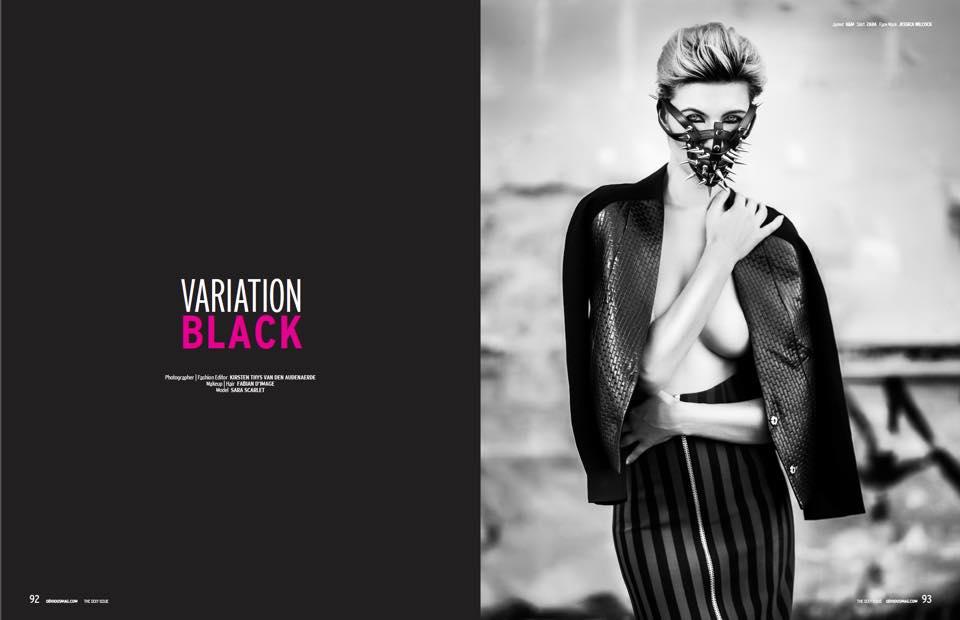 Variation Black