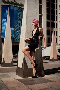 Paige Addams - Chronomatic Latex