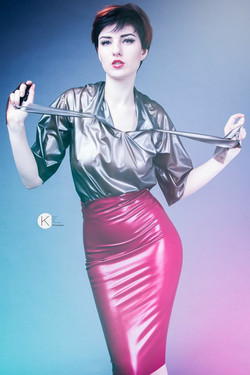 Kirsten Thys Van Den Audenaerde - Romy Bollion - Essential Latex