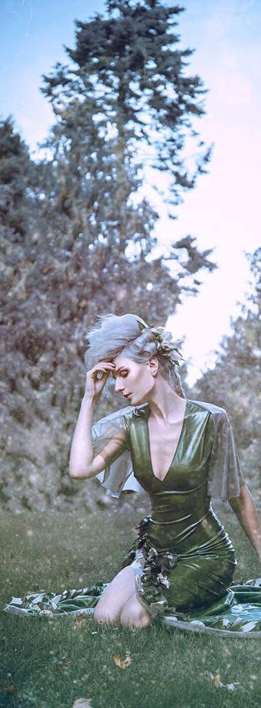 Sanne Van Bergenhenegouwen - Vixen's Creations - Julia Lion Hair - HW Design