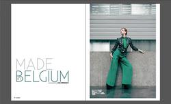 Jana Germanus - Elegant magazine