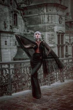 Sanne Van Bergenhenegouwen - Romy Bollion - Cadavre Exquis Couture