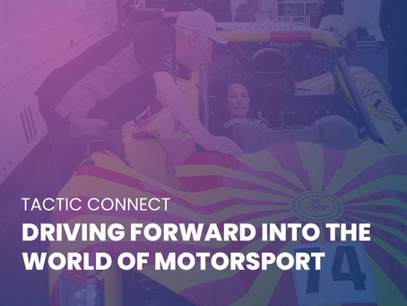 Driving Forward into the World of Motorsport