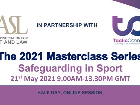 2021 BASL Masterclass Series