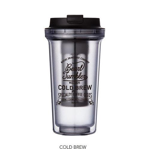 日本RIVERS BEARL COLD BREW冷泡咖啡杯