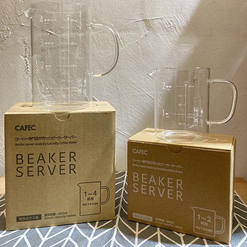 日本三洋CAFEC 咖啡分享壺/下壺