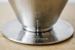 DECEMBER Coffee Dripper 12月咖啡濾杯