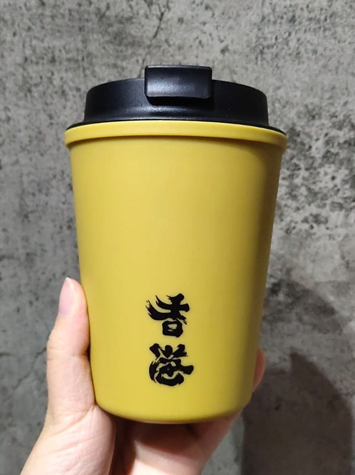 【個人化】日本RIVERS SLEEK  / DEMITA 雙層隨行咖啡杯