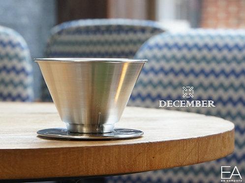 【韓國製】DECEMBER COFFEE DRIPPER 12月咖啡濾杯