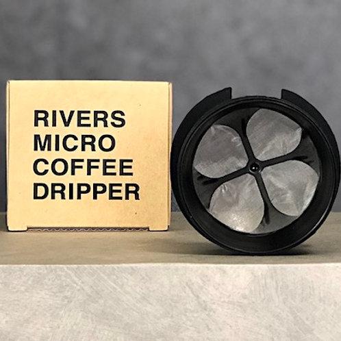 日本RIVERS微型咖啡濾杯 MICRO COFFEE DRIPPER