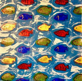 Fishes, 2020     (SOLD)