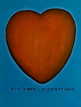 My Heart Is Mine                                                    ( Mon Cœr M'Appartient ), 2021