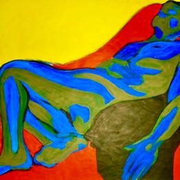 The Blue Model, 1997