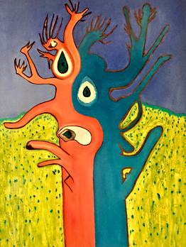 The Old Oak Tree, 2018