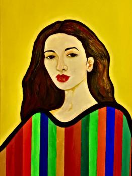 The Rainbow Portrait, 2020