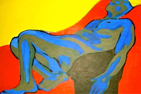 The Blue Model, 1997