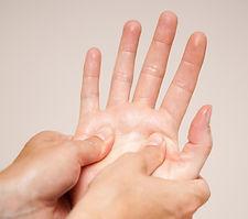 Massage bien être des mains