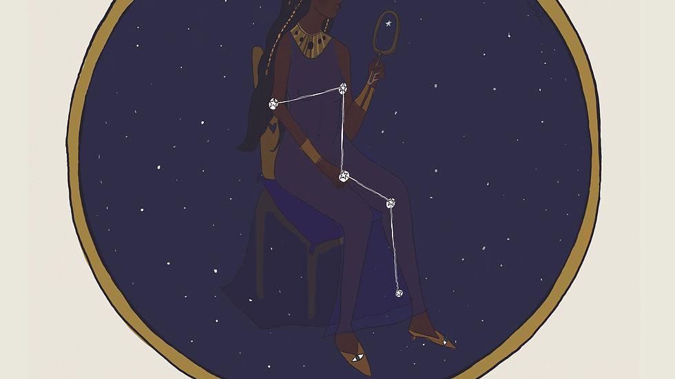 Print Constelación