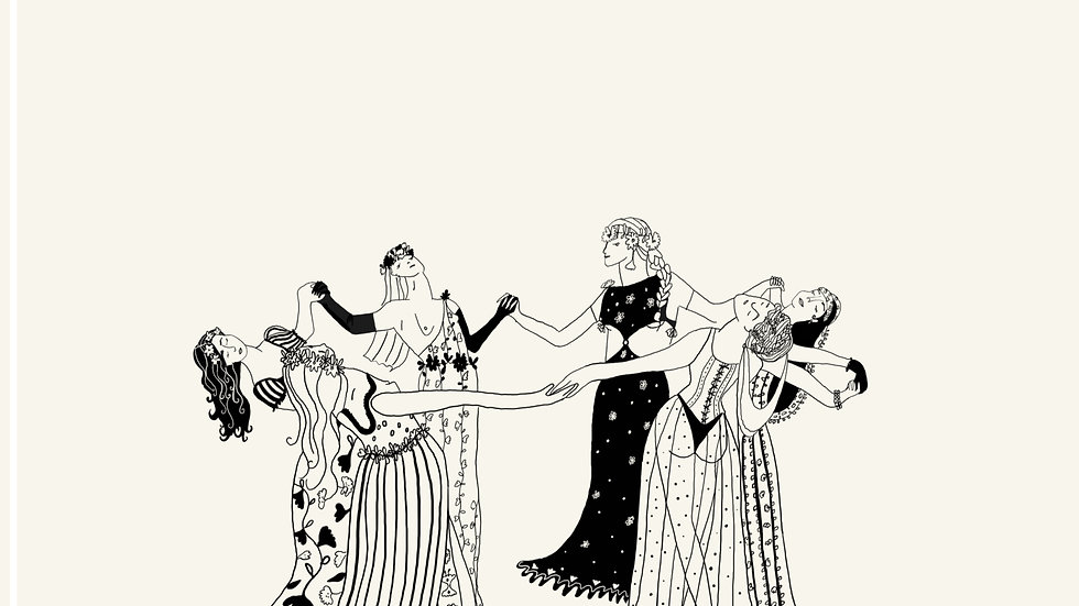 Print Baile de Luna