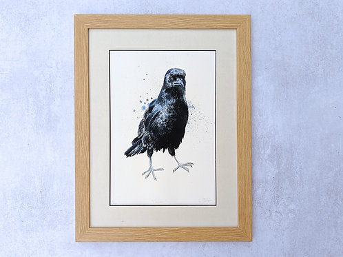 Cawker Limited Edition Giclée Print
