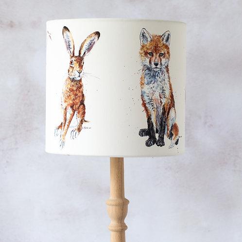 Wildlife Lampshade (Customisable)