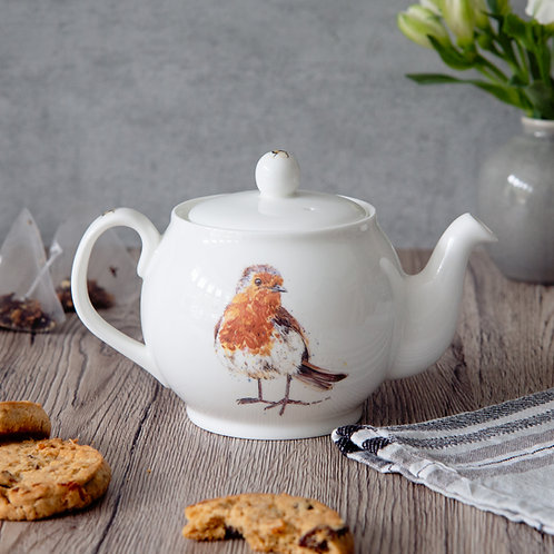Robin Mini Teapot