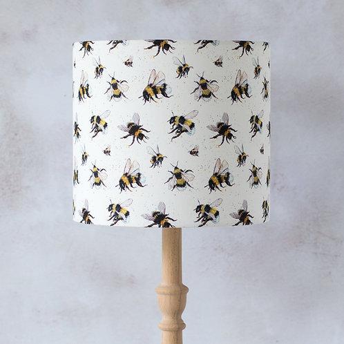 Bumble Bees Lampshade