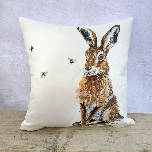 Loppy the Hare Soft Cushion