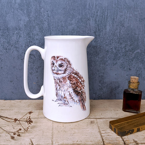 Tawny Owl Country Kitchen Jugs