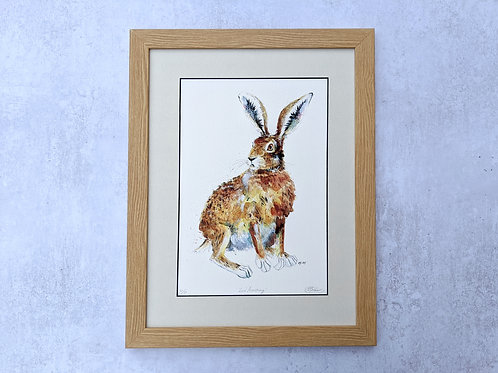 Lord Armstrong Limited Edition Giclée Print